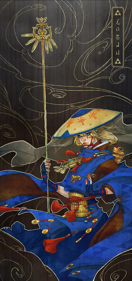 Hunter bonyun kabukizelda smol