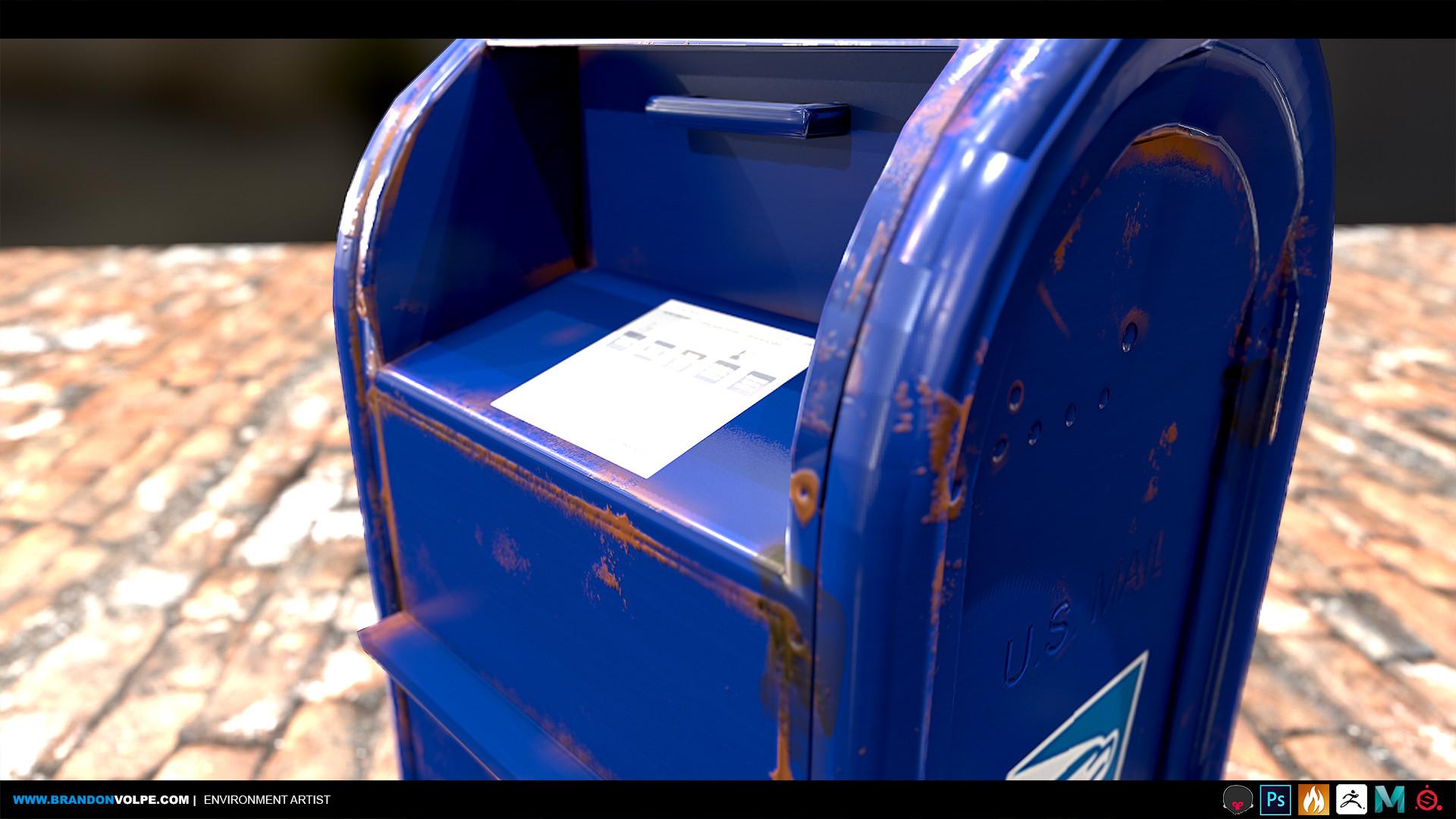 Brandon volpe brandon volpe mailbox 7