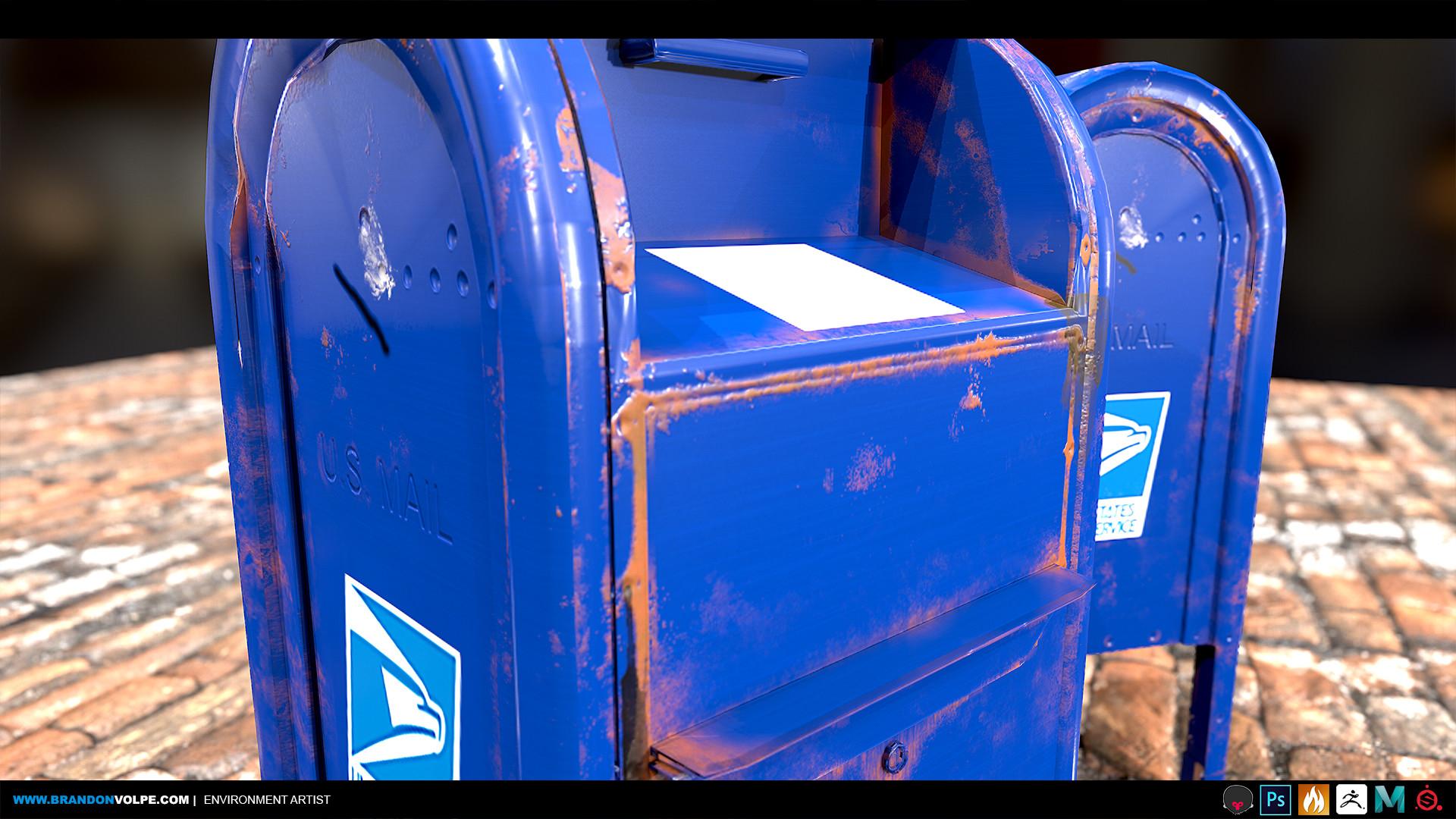 Brandon volpe brandon volpe mailbox 4