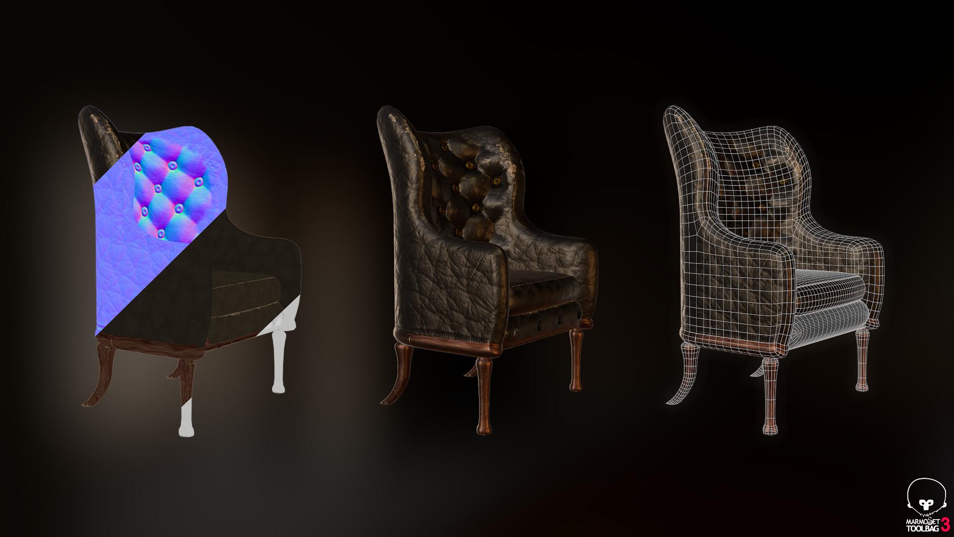 Elijah brose chairbreakdowncomplete