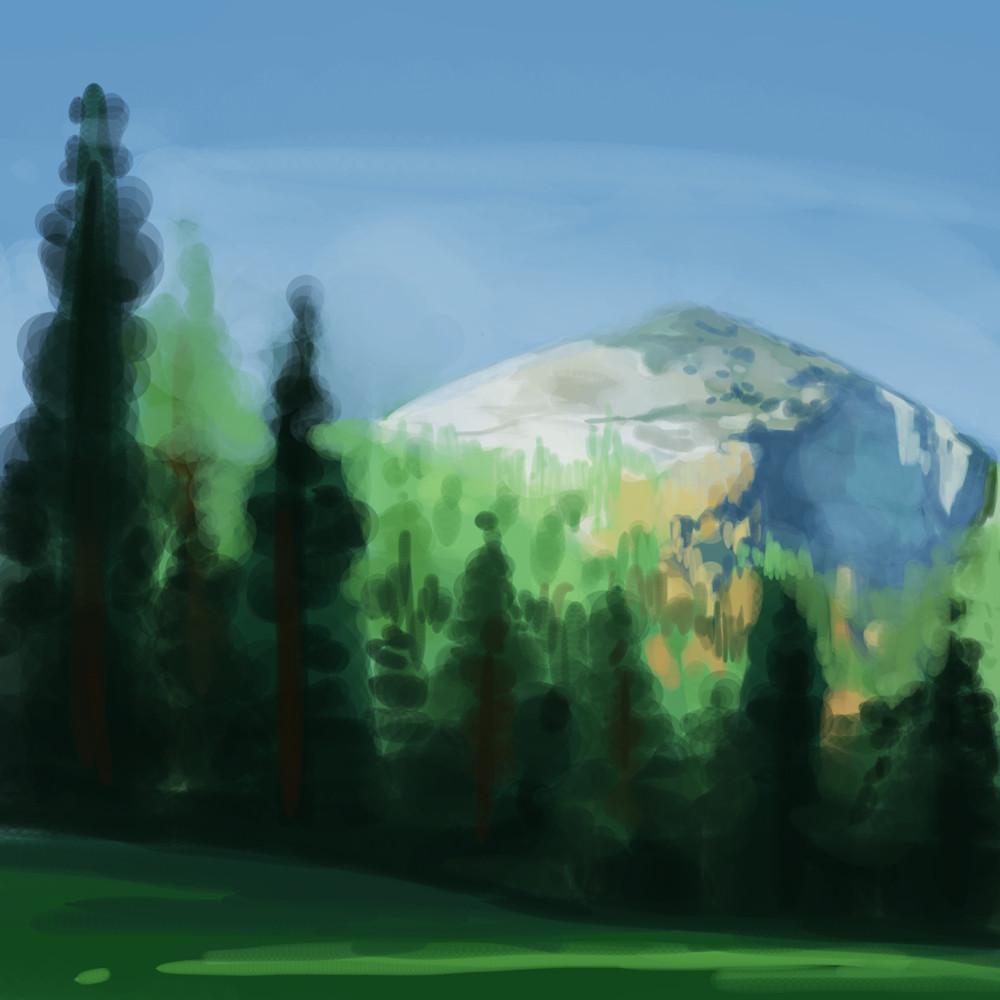 Daniel bernal mountain daylight bernal studio