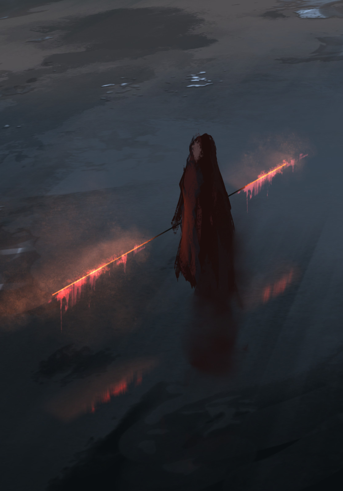 Overheated - 30 min (Daily spitpaint)