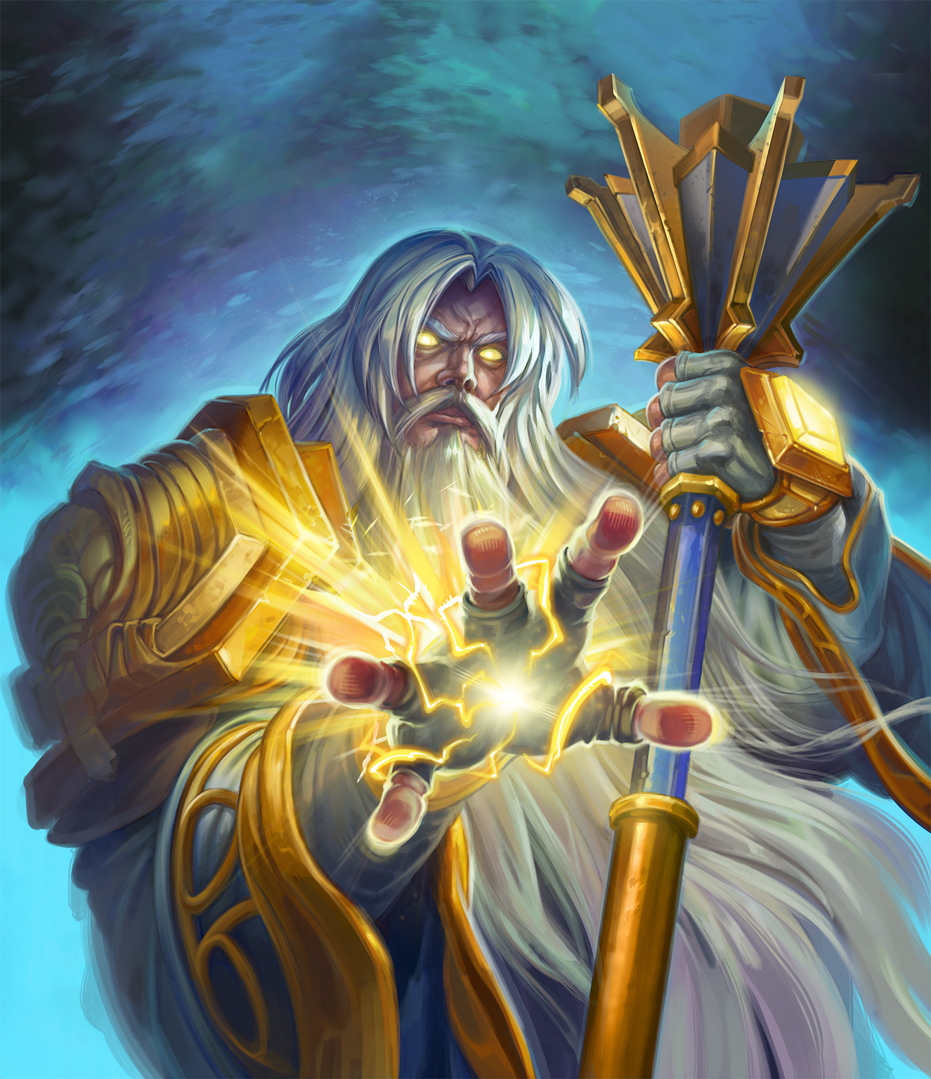 Hearthstone: Graves the Cleric