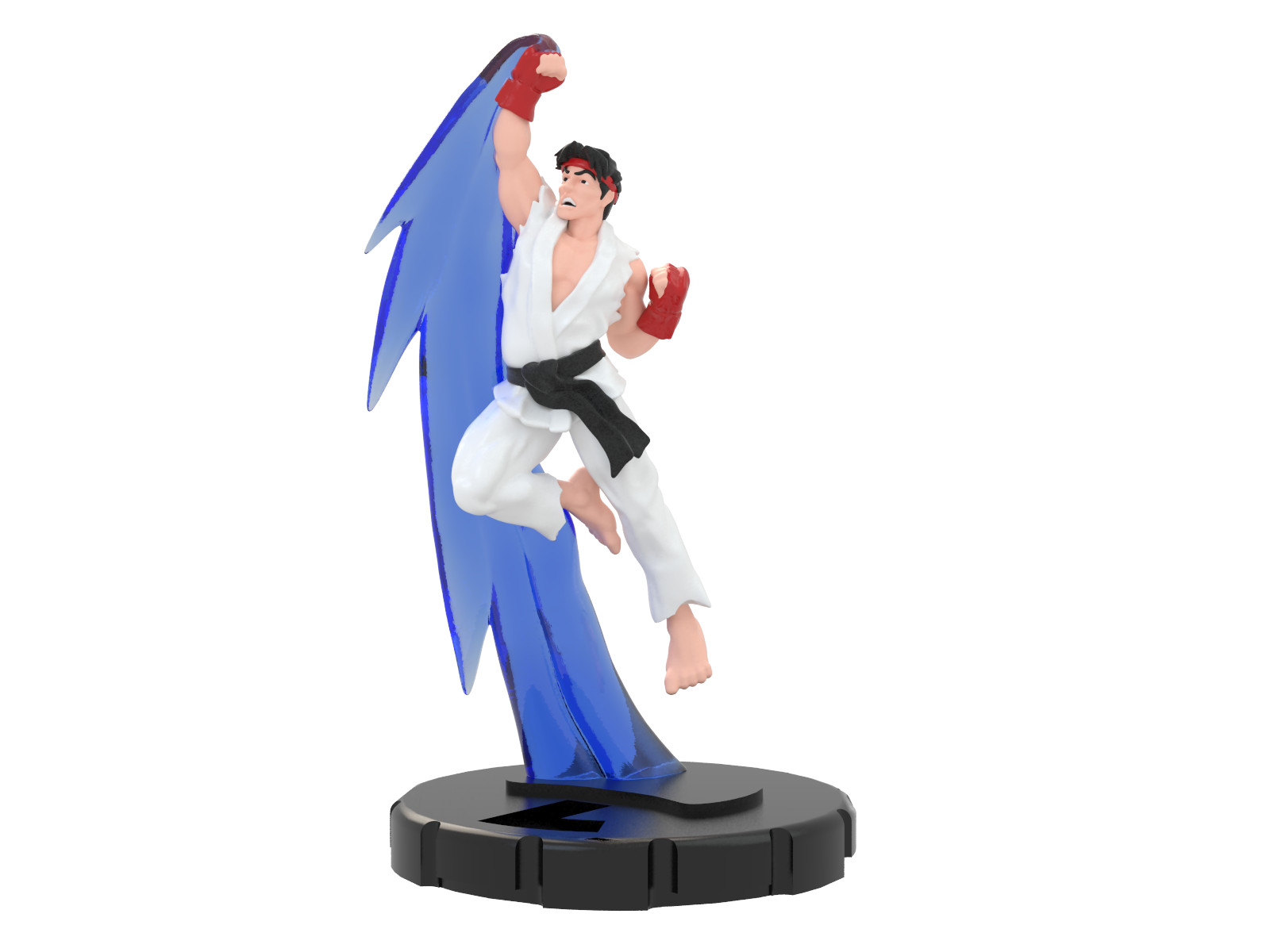 Ben misenar 021 ryu uppercut rc 1