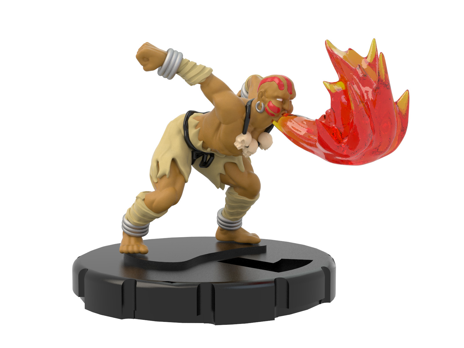 Ben misenar 019 dhalsim flame rc 1