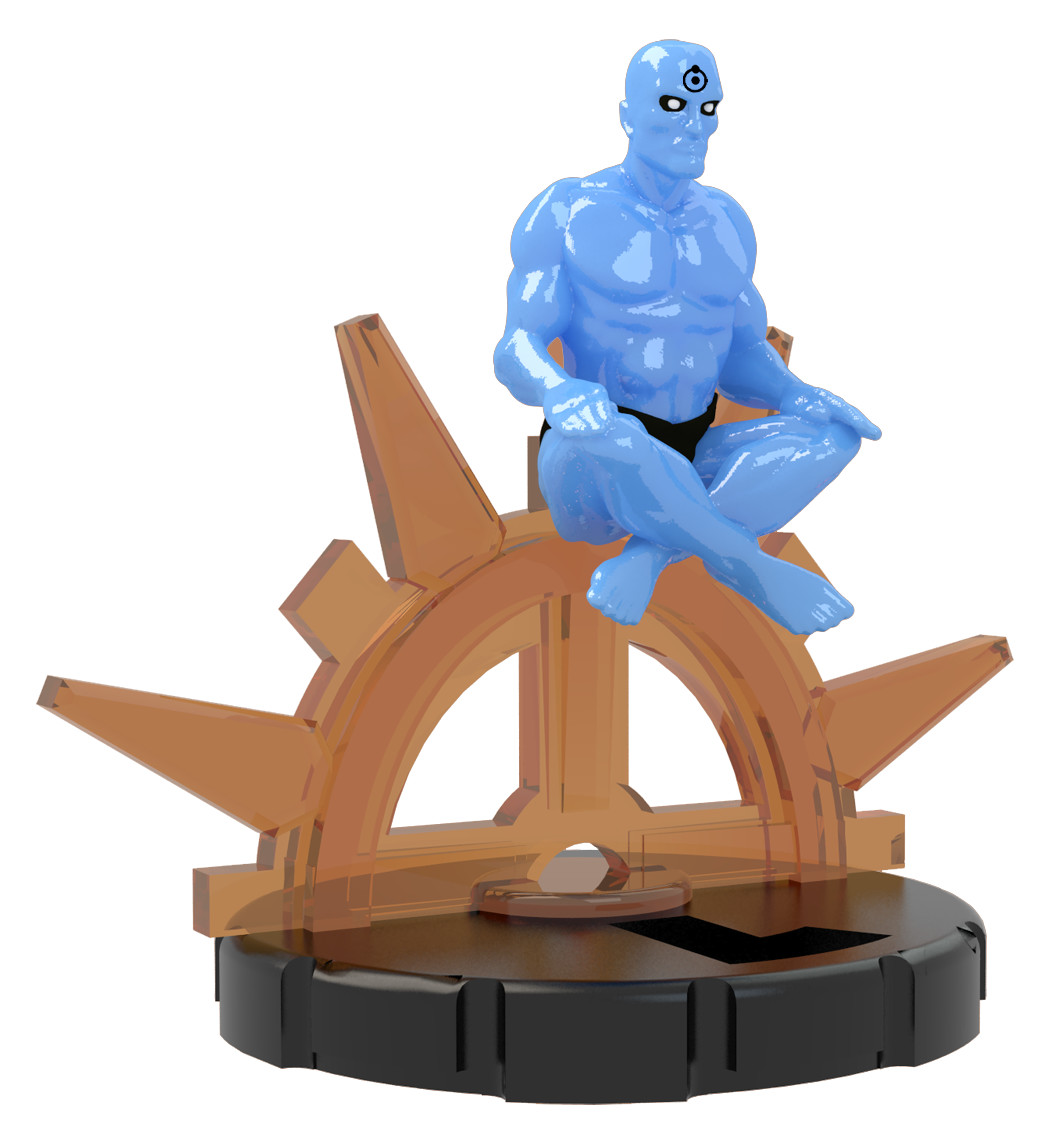 Ben misenar dr manhattan rb