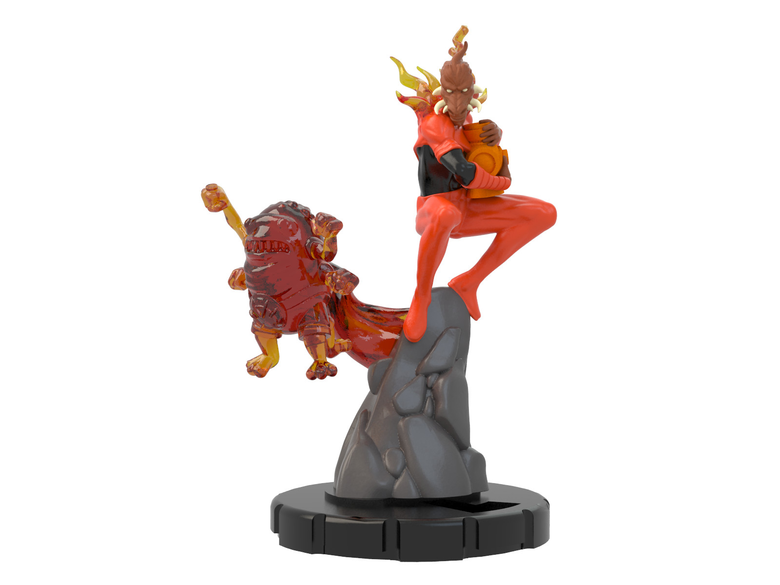 Ben misenar 043 larfleeze rc 1