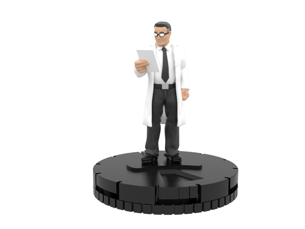 Ben misenar 007 aim scientist rb 1