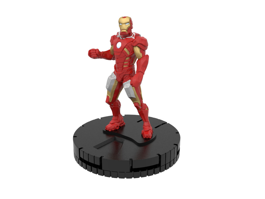 Ben misenar 001 iron man mk 7 rc 1