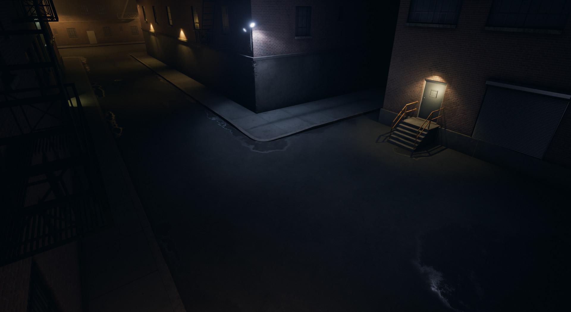 Early Shot from UE4.