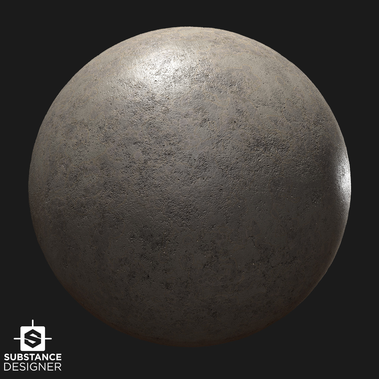 Base Concrete Material