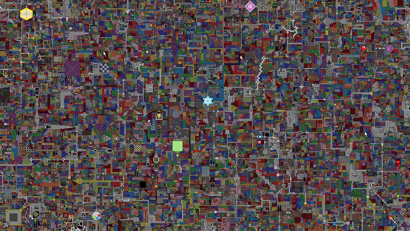 Rene Figueira Druziani Pixel Art