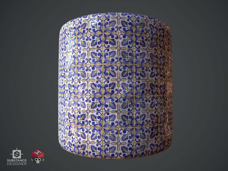 Alina godfrey azulejo alinagodfrey pattern1