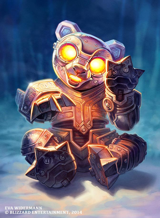 Hearthstone Robo Cub