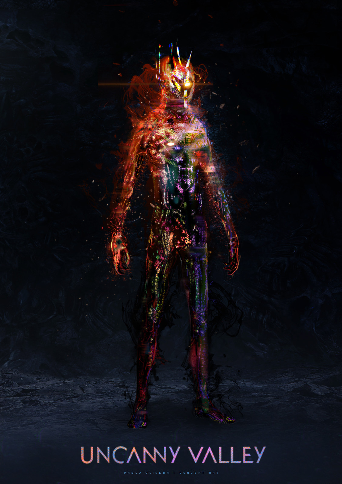 Alien Spectre Design