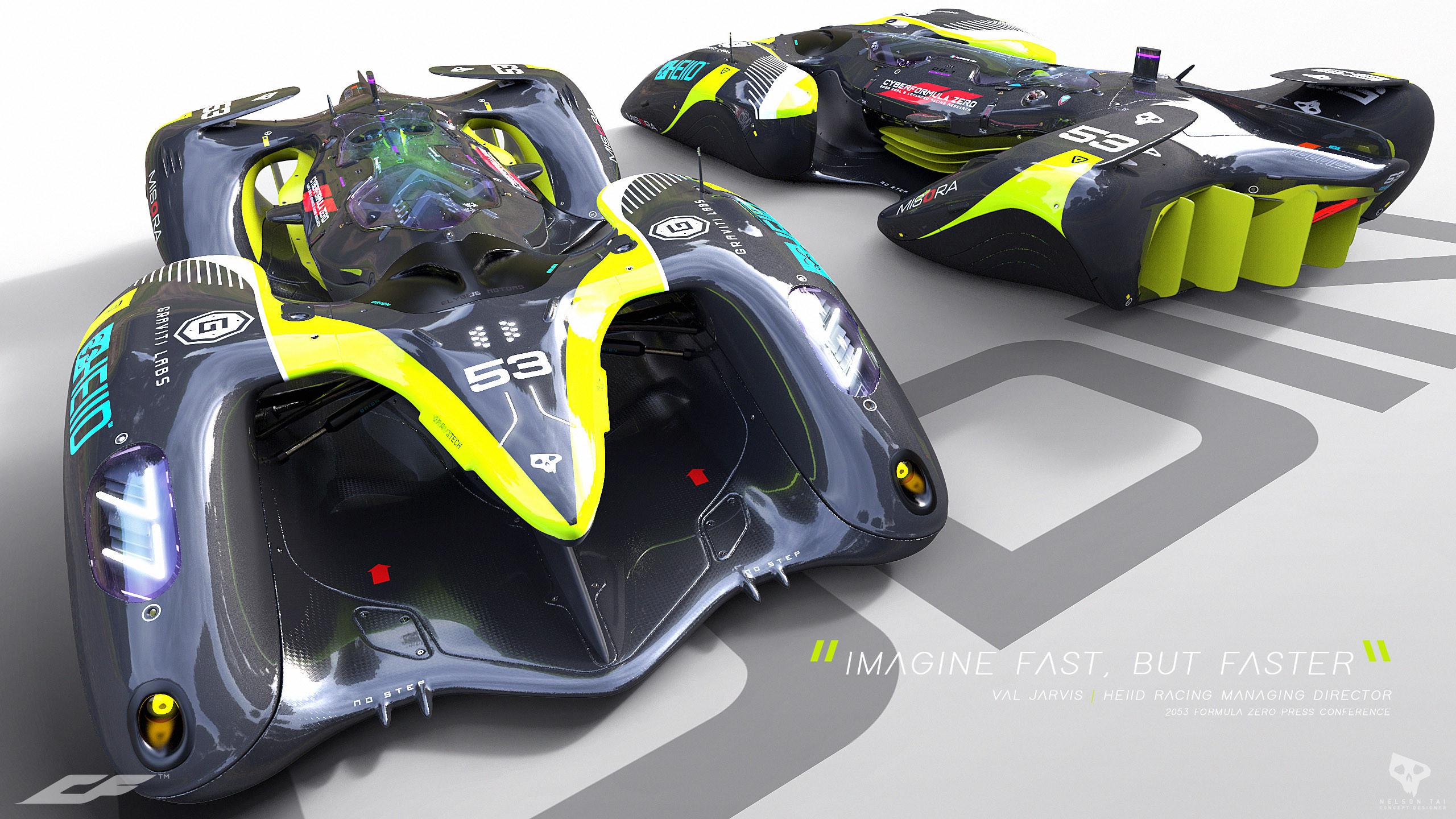 """HEIID Racing - OD-1 """"odin"""""""