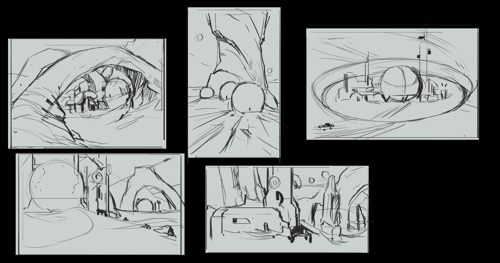 roughs