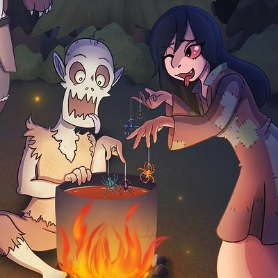 Ray campfiresong