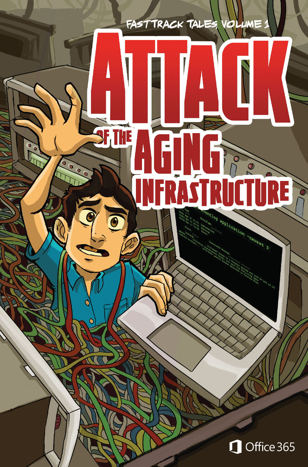 "Office IT Pro Adventures #1 ""Attack of the Aging Infrastructure"""