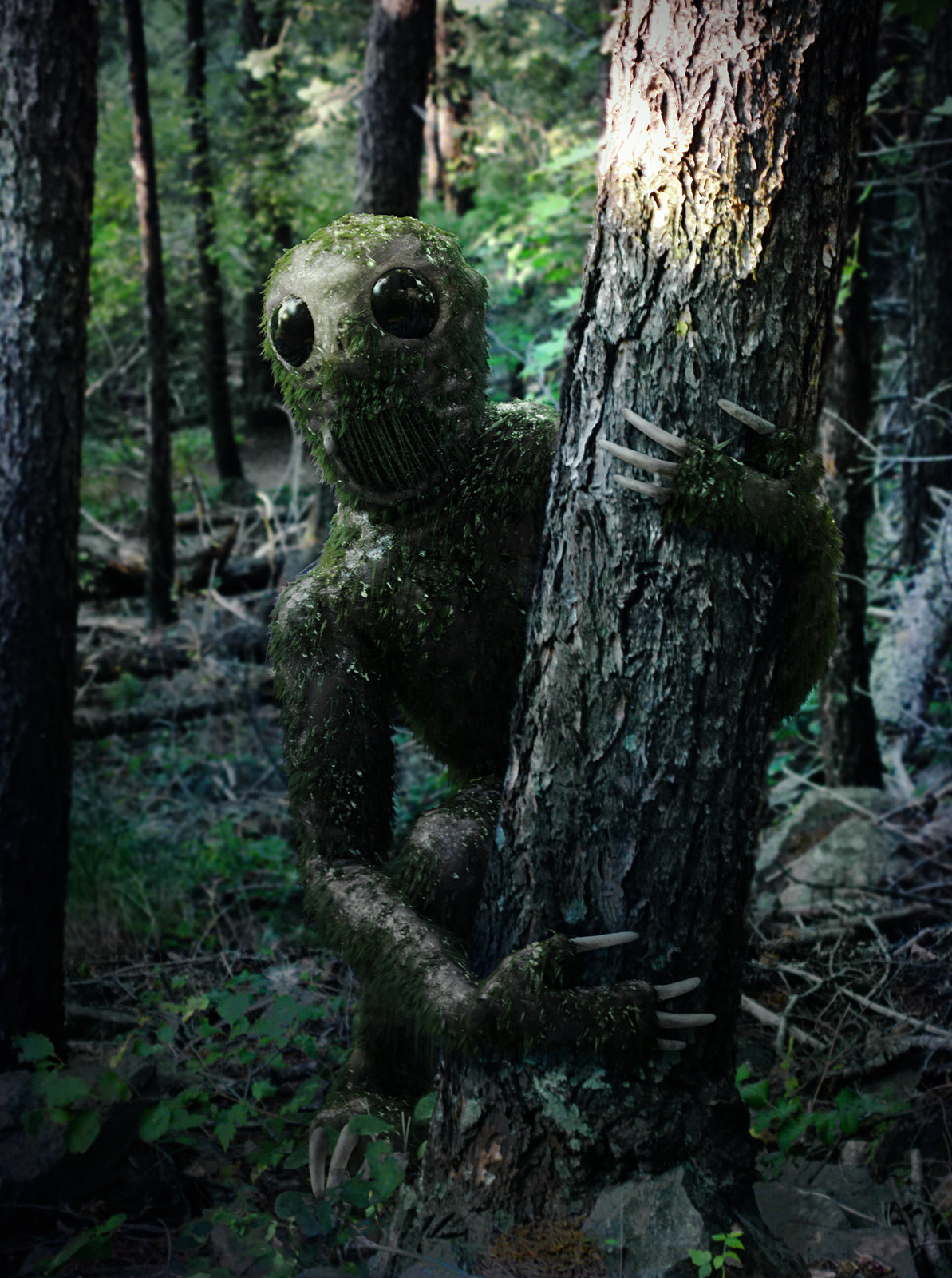 Forest Creature II