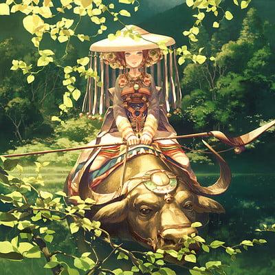 Shu chen li 19 green lake