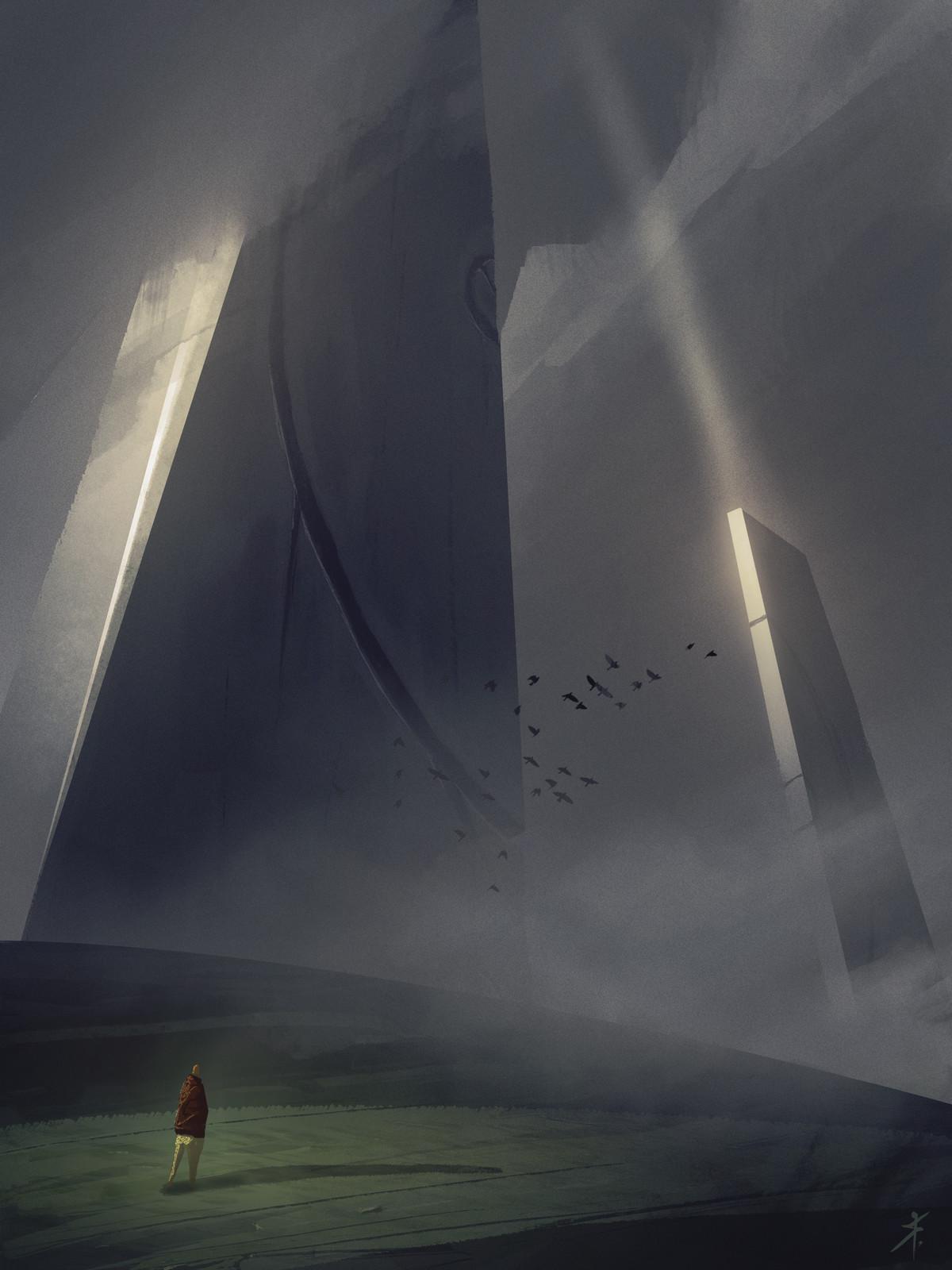 Pillars of Aeriel