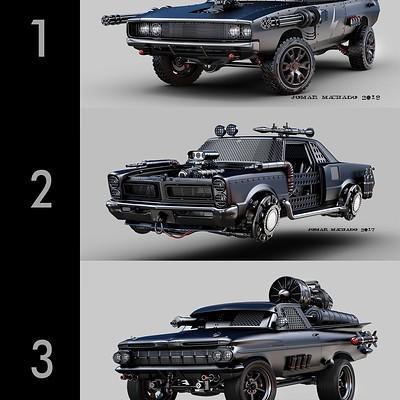 Jomar machado choose one 1 2 or 3