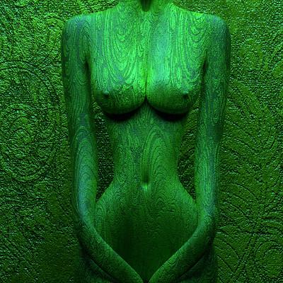 Vangelis choustoulakis green