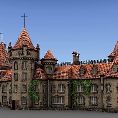 Alexander guryev fow castle