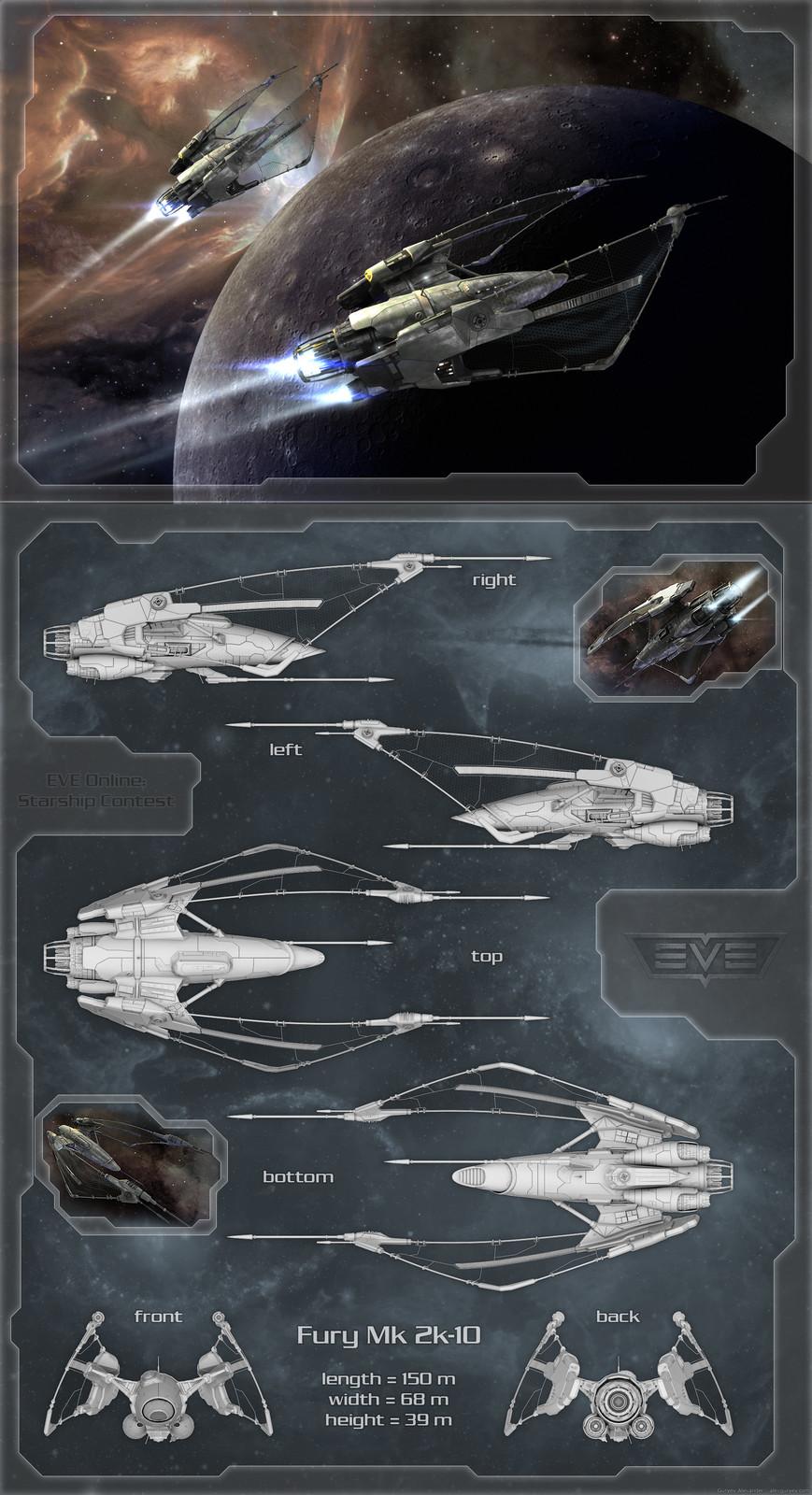 Fury Mk 2k10