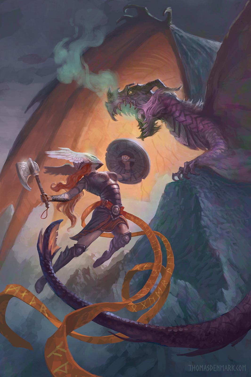 Gudr: Valkyrie of Battle