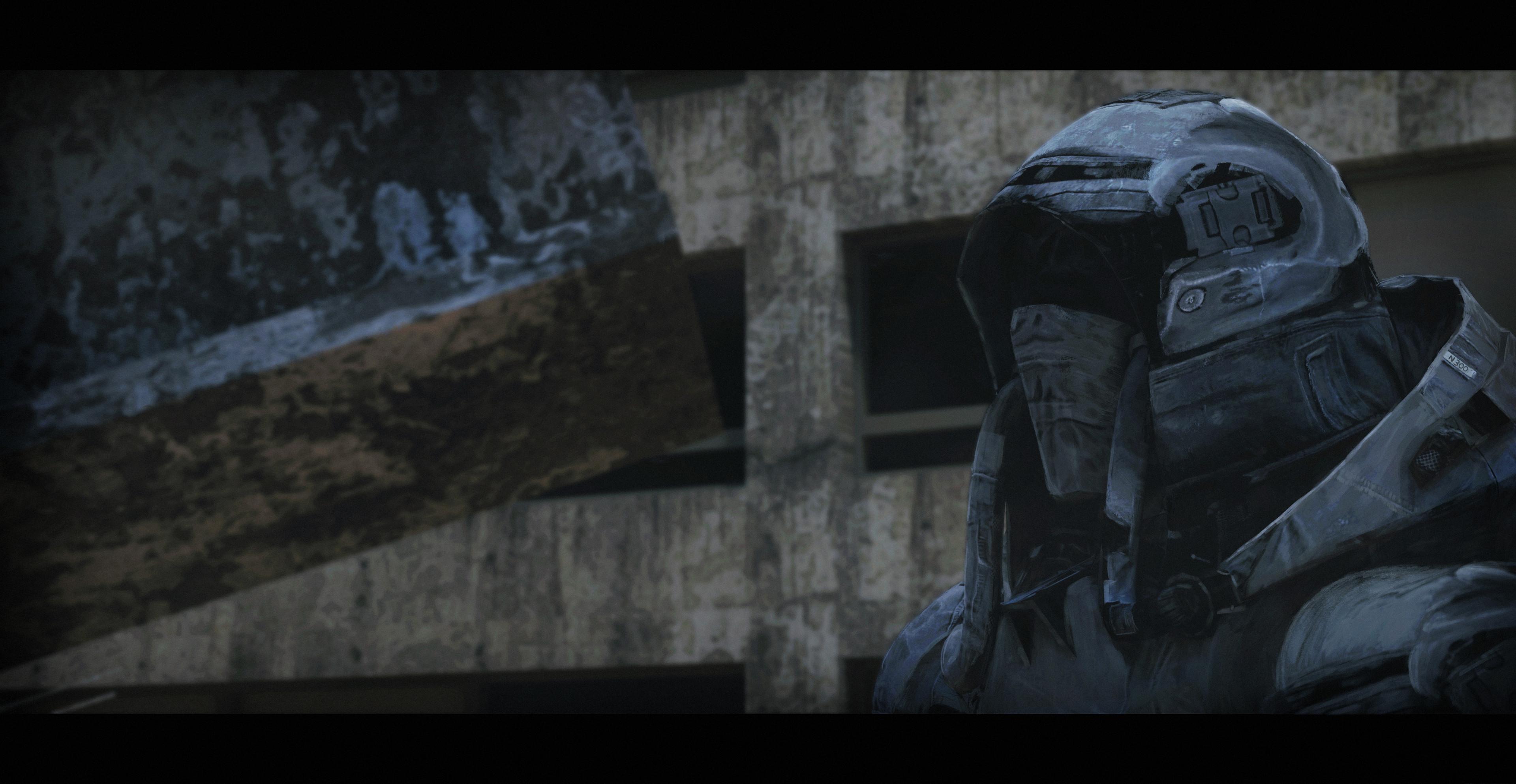 Third Scene - ↓ BREAKDOWN ↓