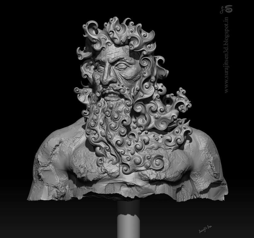 Surajit sen furious king speed sculpt by surajit sen sculpt snap