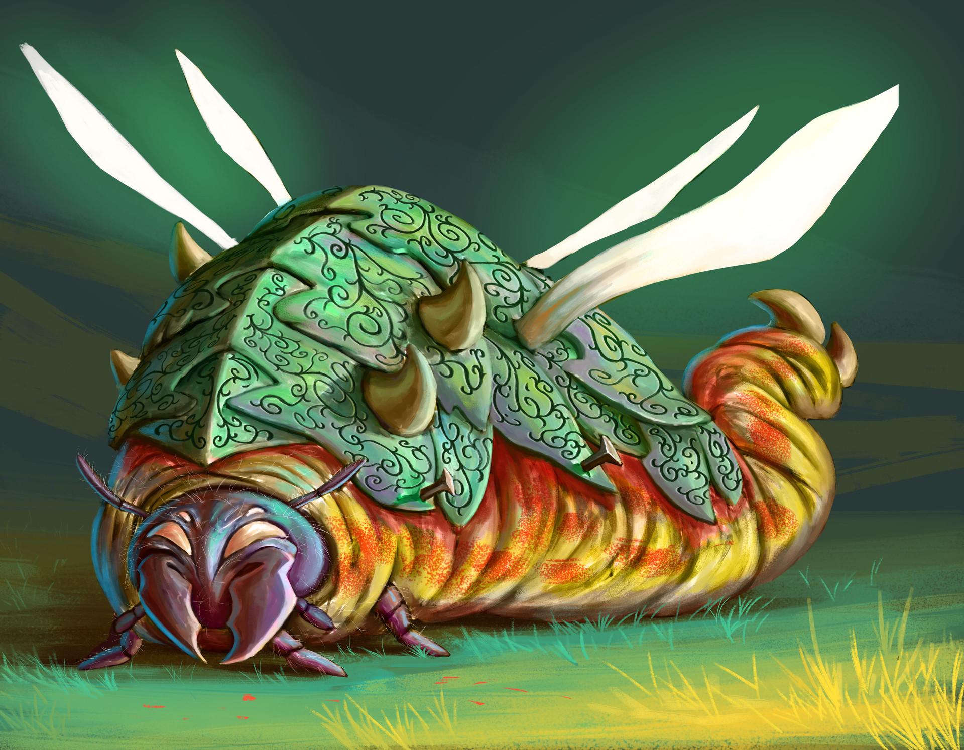 Juanda rico insect warrior