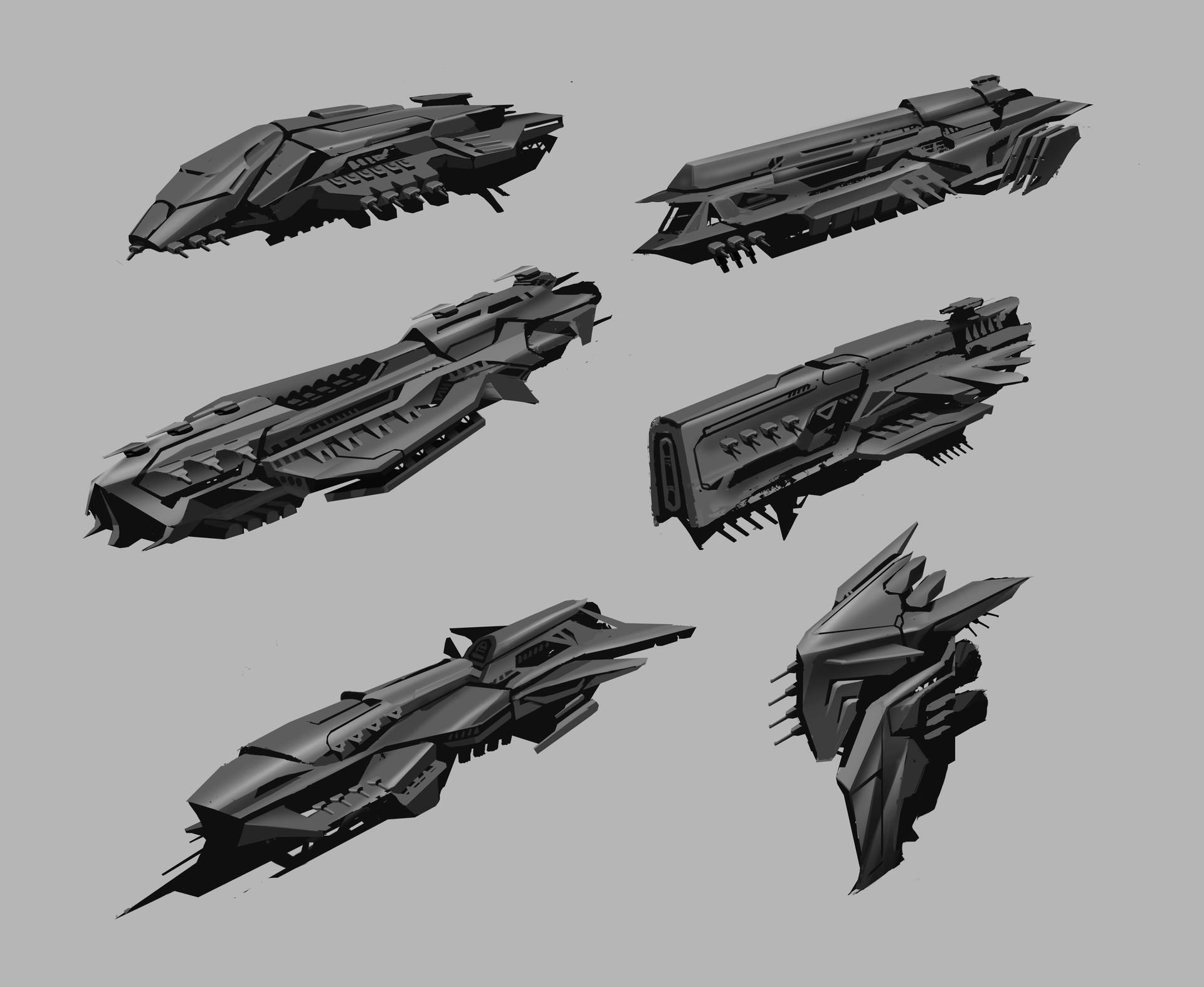 Nagy norbert spaceship concept v2
