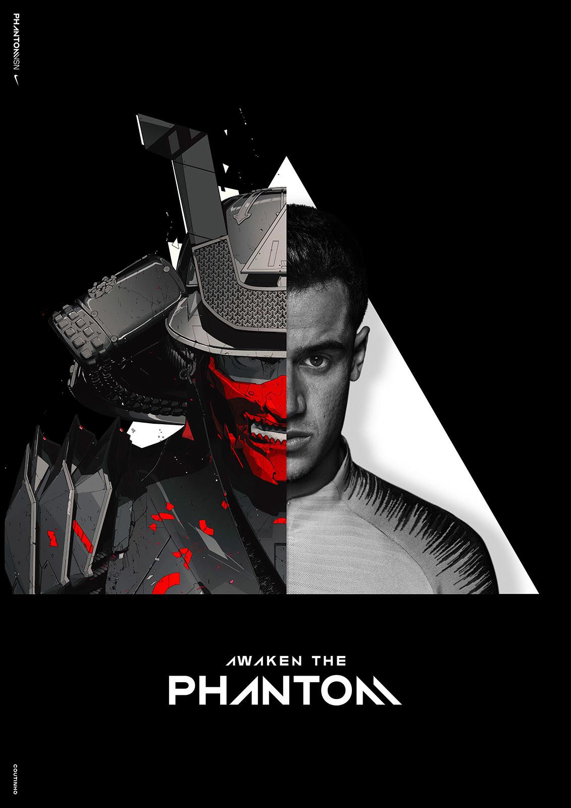 Maciej kuciara fa18 gx coutinho alter ego phantom posters warrior 01