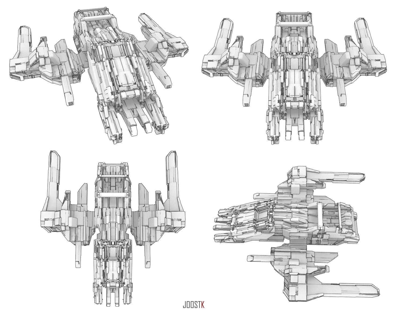 Ship Concept 10
