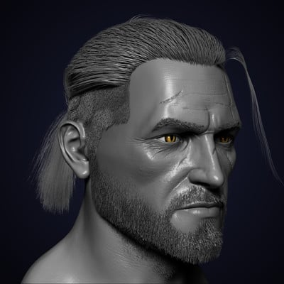 Geralt of Rivia, The Witcher 3