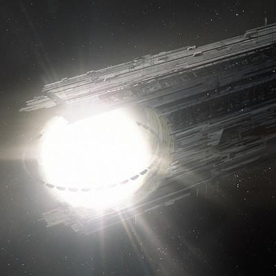 Neil blevins neil blevins megastructures 7 star lifter 3