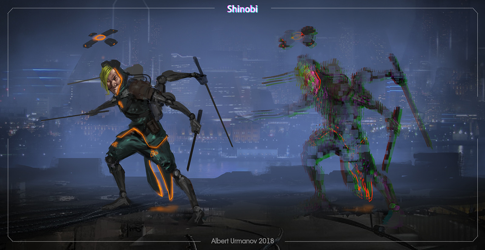 Albert urmanov shinobi hacker 3