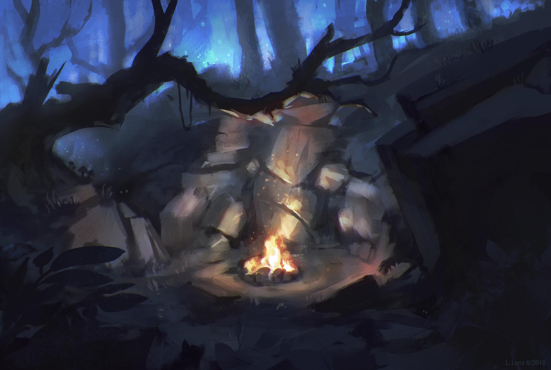 Lisa lenz forest