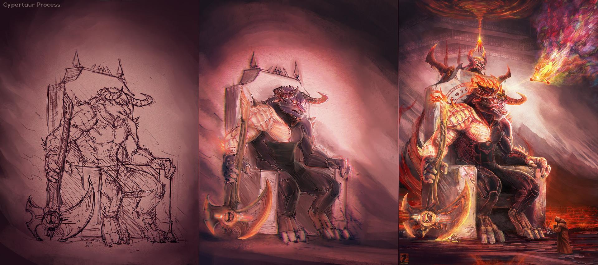 Long ken cypertaur process 01