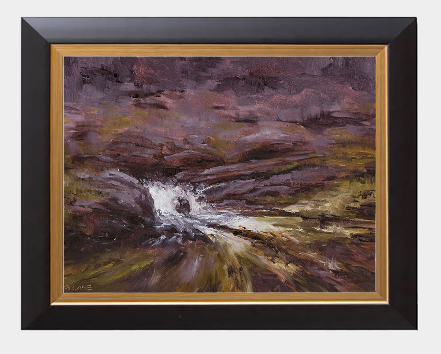 Arthur haas stream small framed