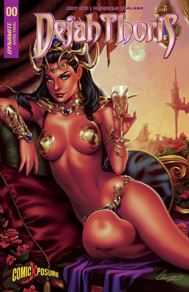 Dejah Thoris 00