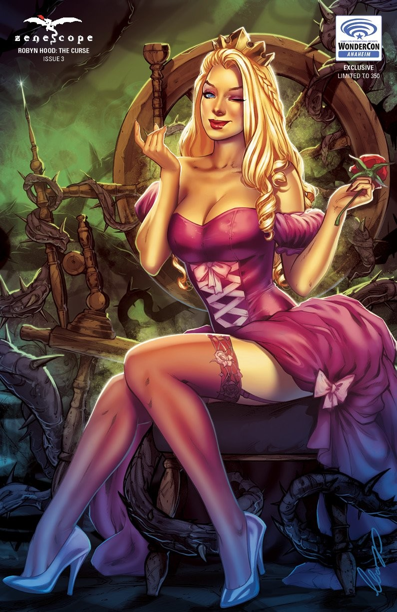 Robyn Hood The Curse
