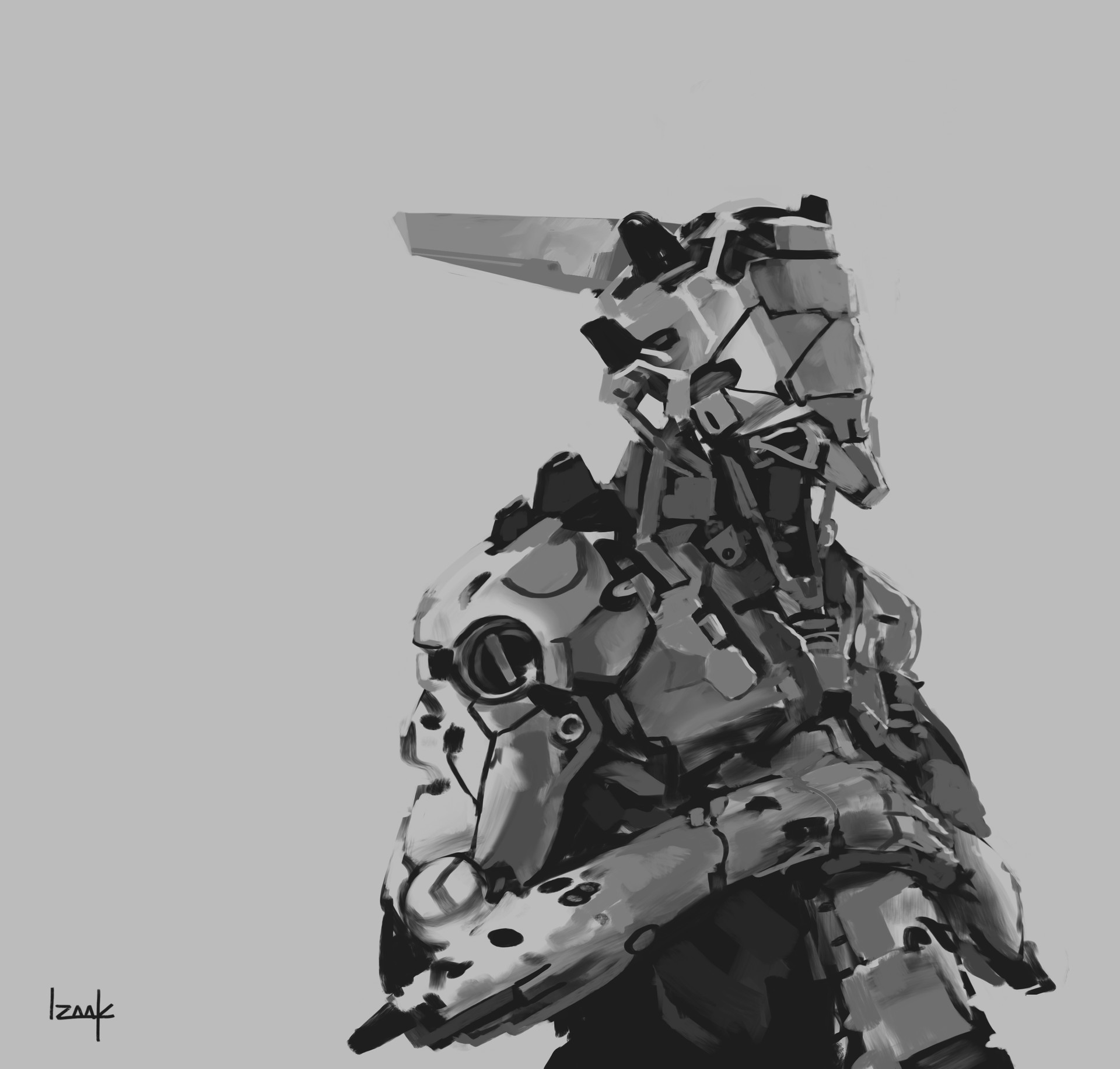 Izaak moody soldier