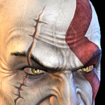 Eddie faria kratos by akasha1x d8oxkdv