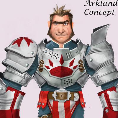 Colin morrison arkland knighthero 09 full