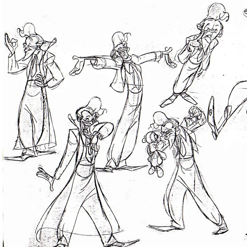 Joker concept design