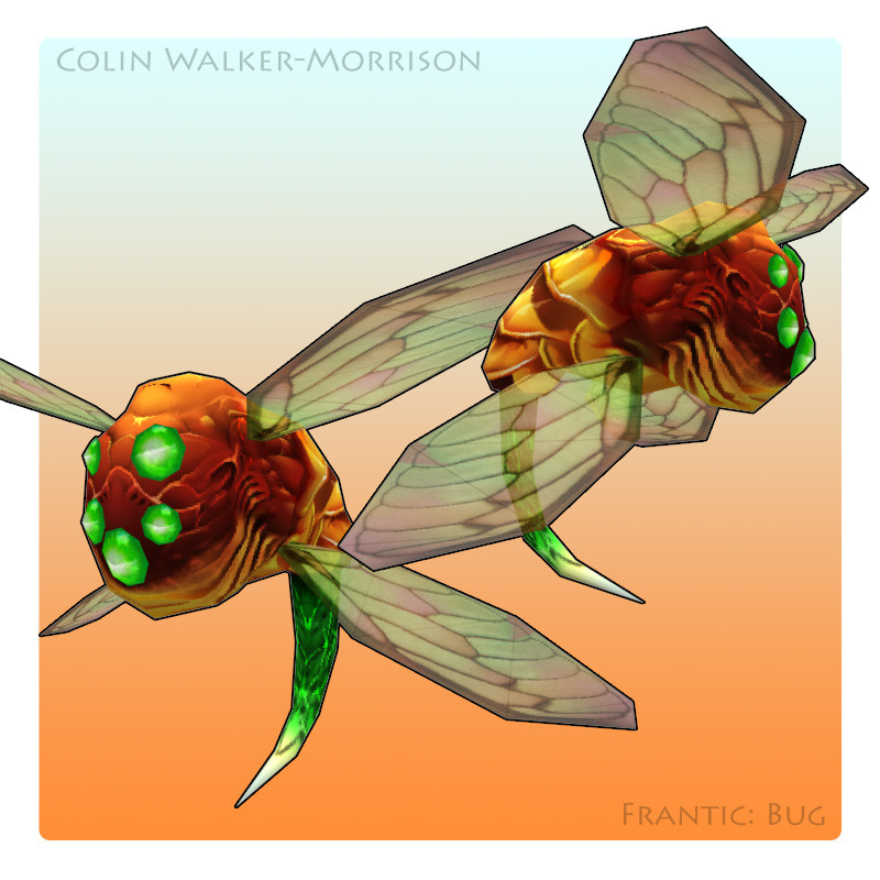 Colin morrison 31 ft bug cl